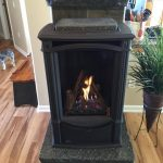 Gas Burning Stove