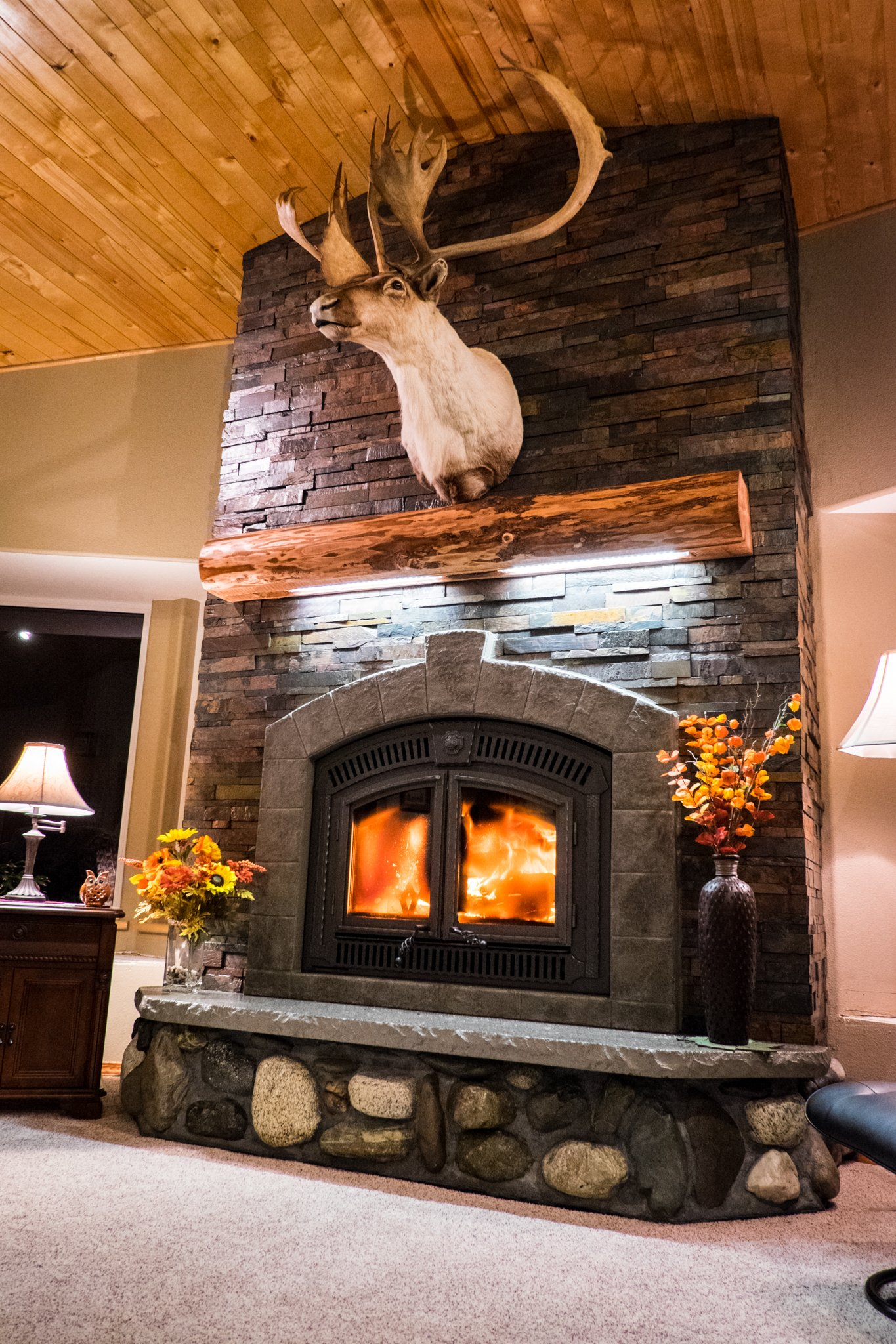 Wood Fireplace and Stove Installation in Wasilla, Alaska